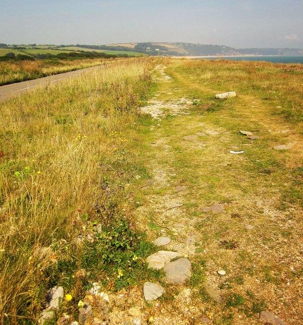 Path, Slapton Sands