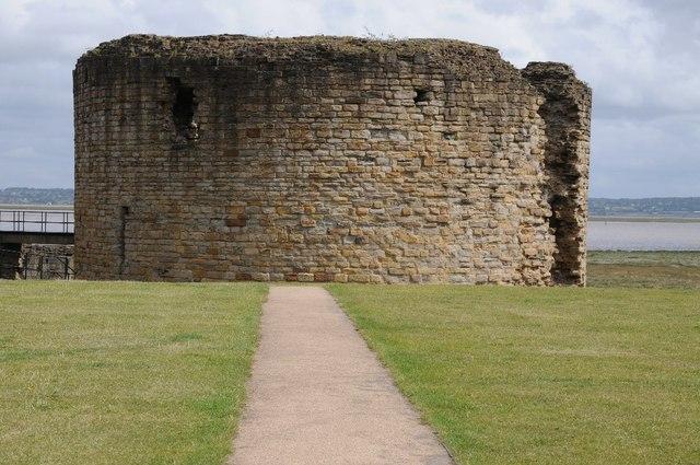 The Great Tower, Flint Castle
