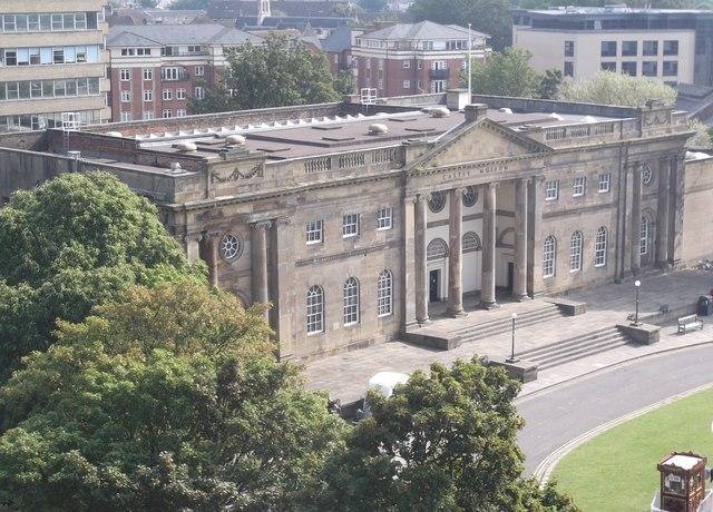 York Crown Court, Tower Street