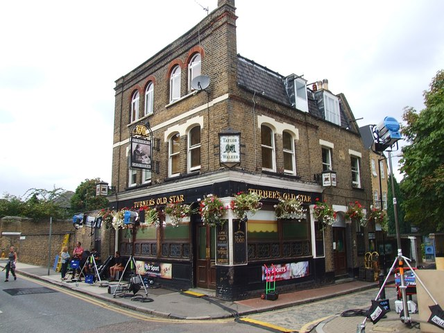 Turners Old Star, Wapping