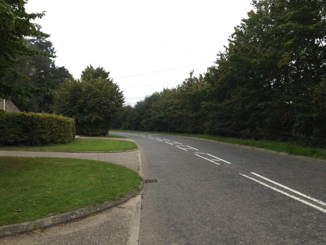 Intwood Road, Intwood