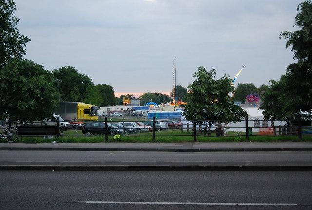 Fair, Midsummer Common