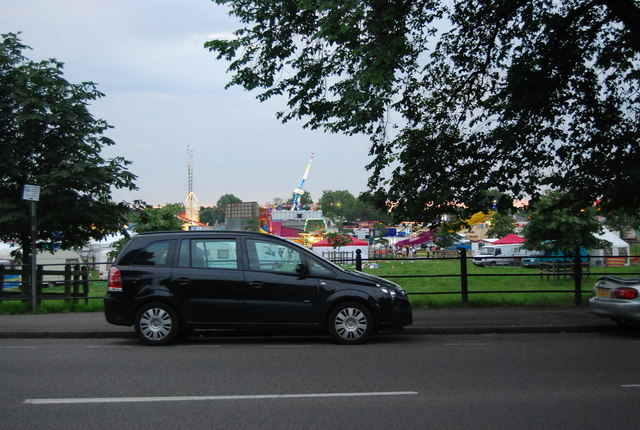 Fair, Midsummer Common