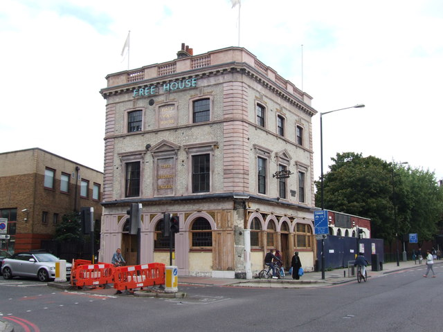 The George Tavern, Stepney