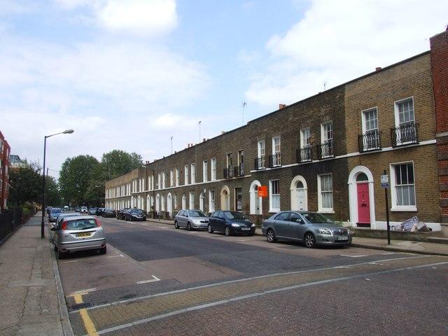 East Arbour Street, Stepney