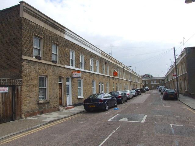 Dunelm Street, Stepney