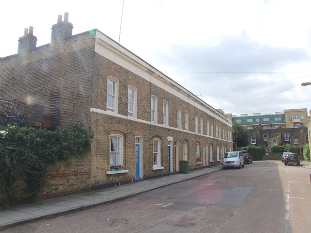 Antill Terrace, Stepney
