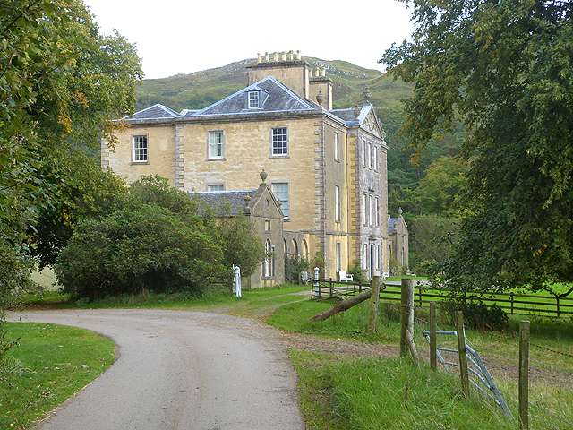 Barbreck House
