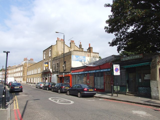 White Horse Road, Limehouse