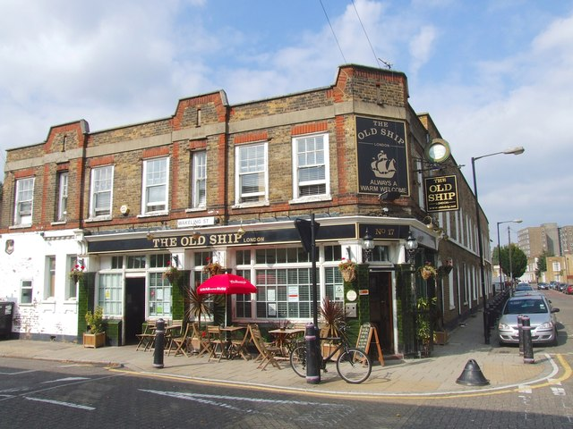 The Old Ship, Limehouse