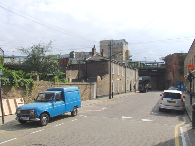 Flamborough Street, Limehouse