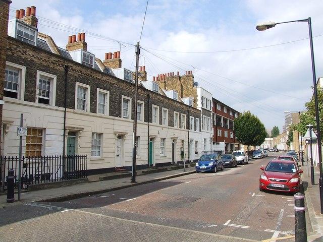 Barnes Street, Limehouse