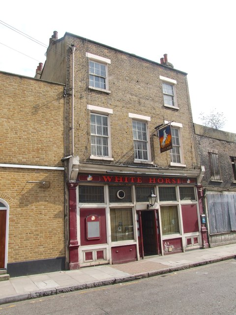 White Horse, Limehouse