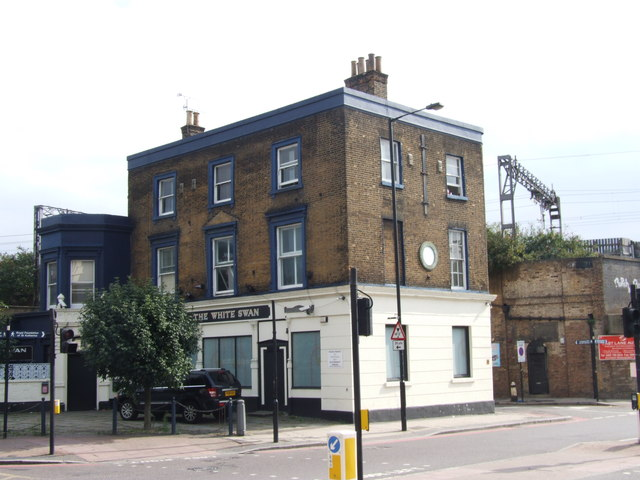 The White Swan, Limehouse