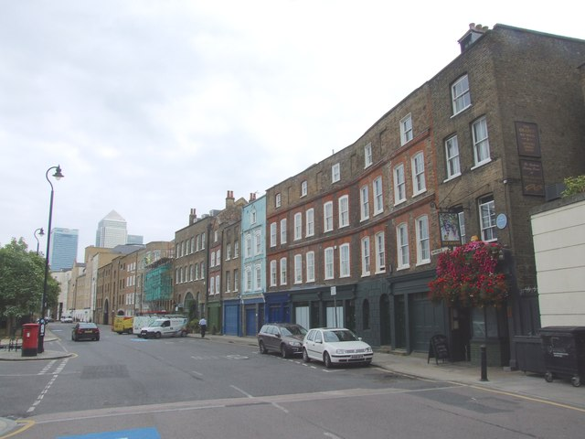 Narrow Street, Limehouse