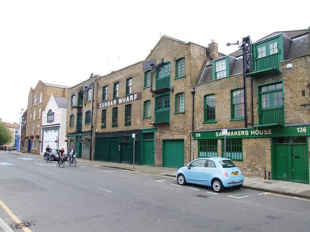 Narrow Street, Limehouse