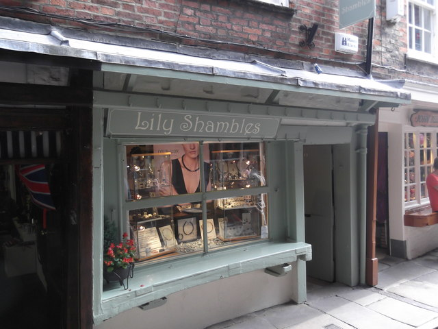 Lily Shambles, The Shambles, York