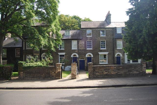 Terrace, Park St