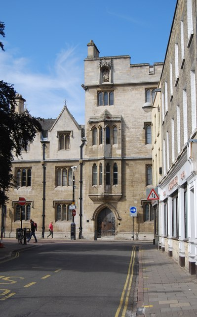 Whewell's Court, Trinity College