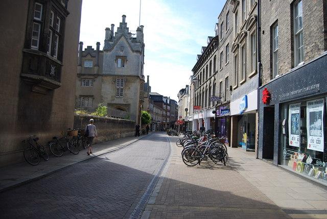Sidney St