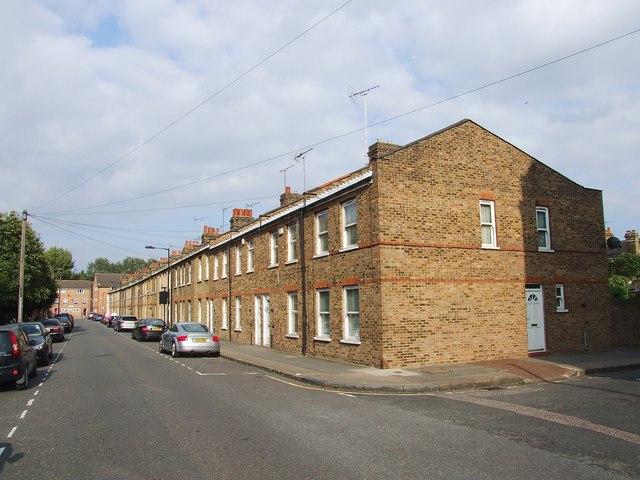 Cahir Street, Millwall