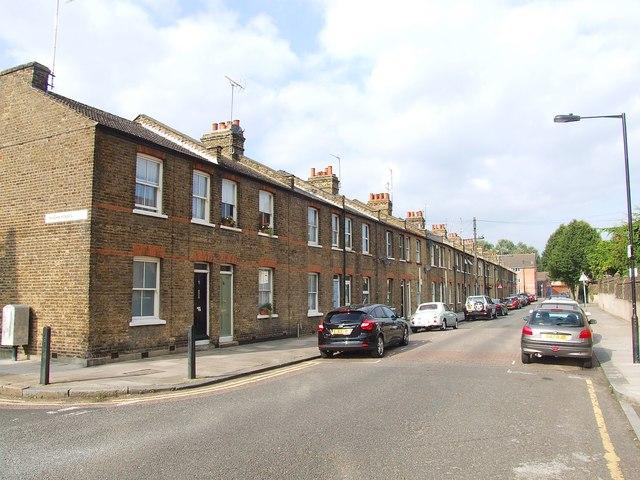 Harbinger Road, Millwall