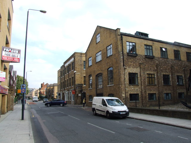 Westferry Road, Millwall