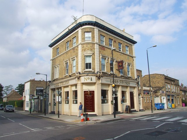Lord Nelson, Millwall