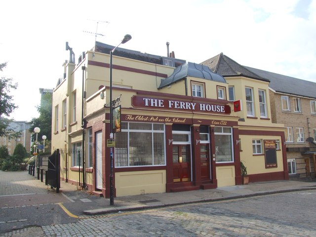 The Ferry House, Millwall