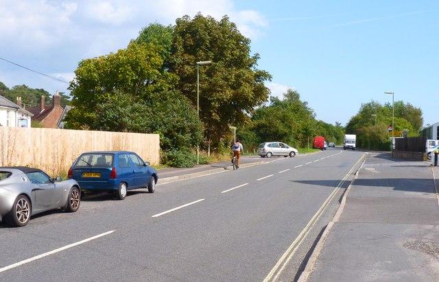 Castleman Way, Ringwood