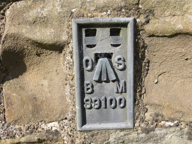 Ordnance Survey Flush Bracket S9100