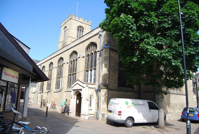 Church of St Andrew the Great