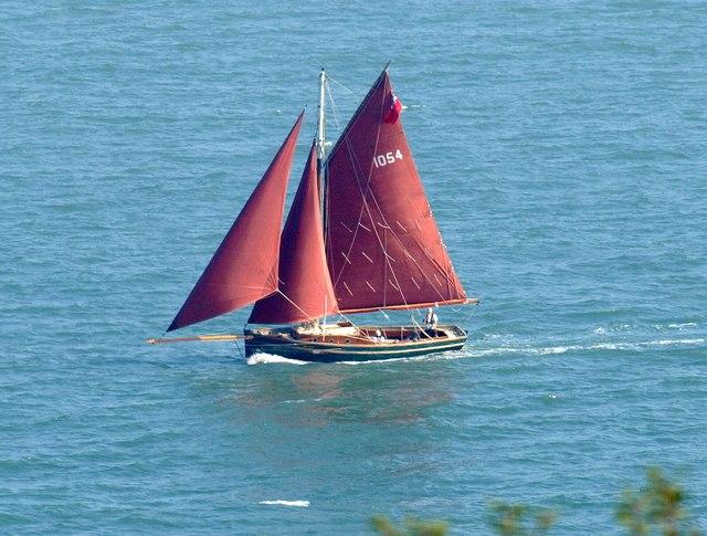 Boat off Limpet Rocks