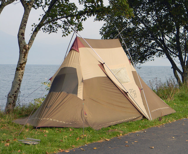 Gone camping (1)