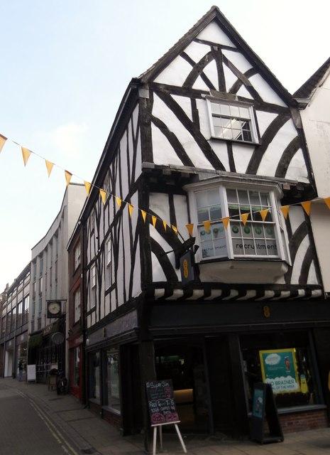 New Street, York