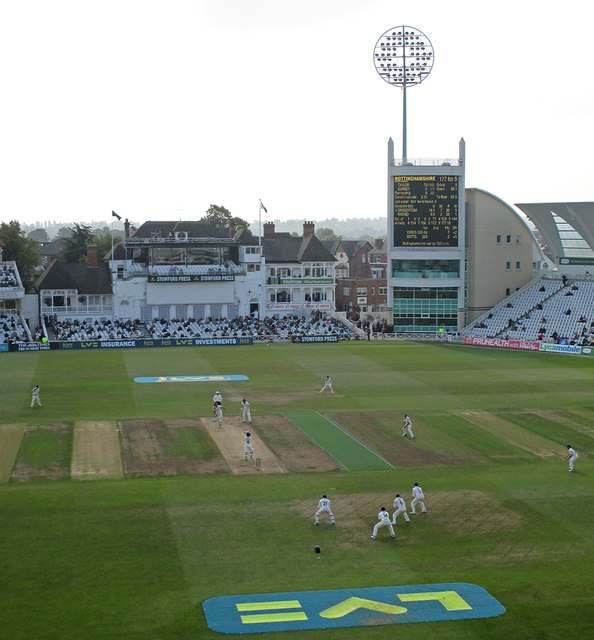 Yorkshire become County Champions