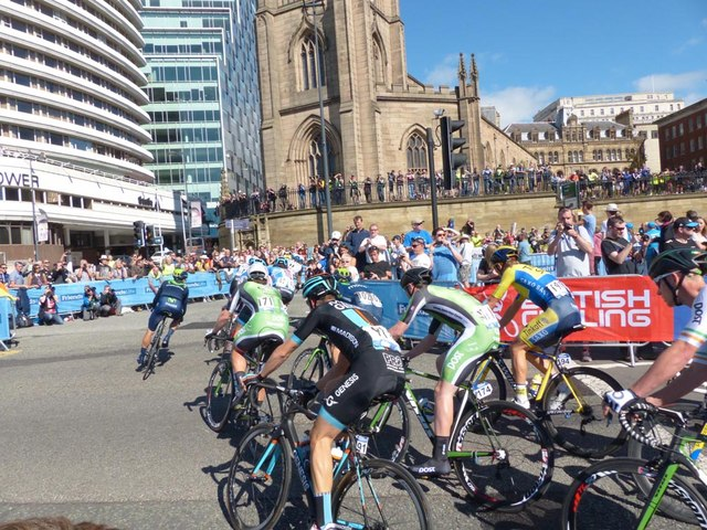 Tour of Britain, 1st stage