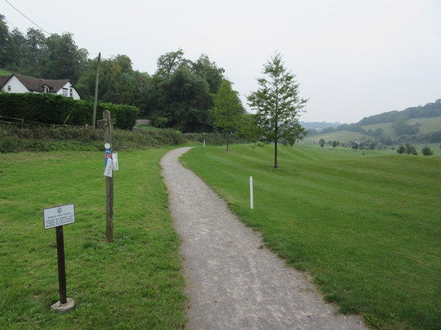 Footpath to Bug Hill