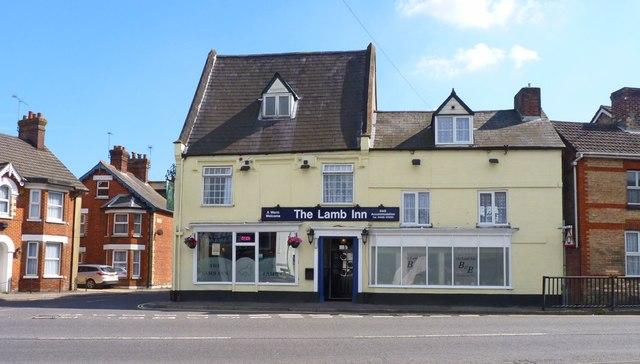 The Lamb Inn, Ringwood