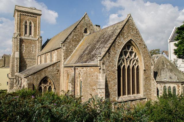 St Mary Magdalene church, St Leonards on Sea