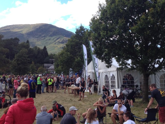 The 9 Bar Helvellyn Triathlon 2014 - Presentations