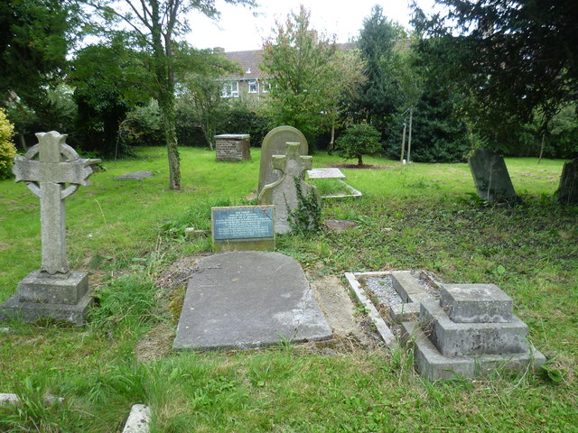 Site of the ancient church of St Michael, Ashford