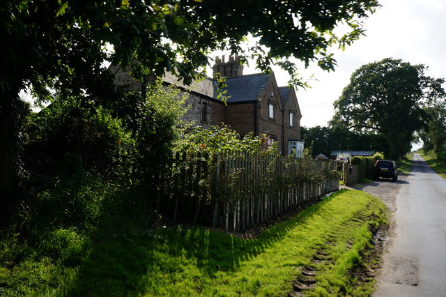 Beesby Cottages near Beesby, Lincolnshire