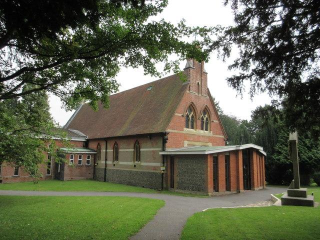 St Luke's Church, Whyteleafe