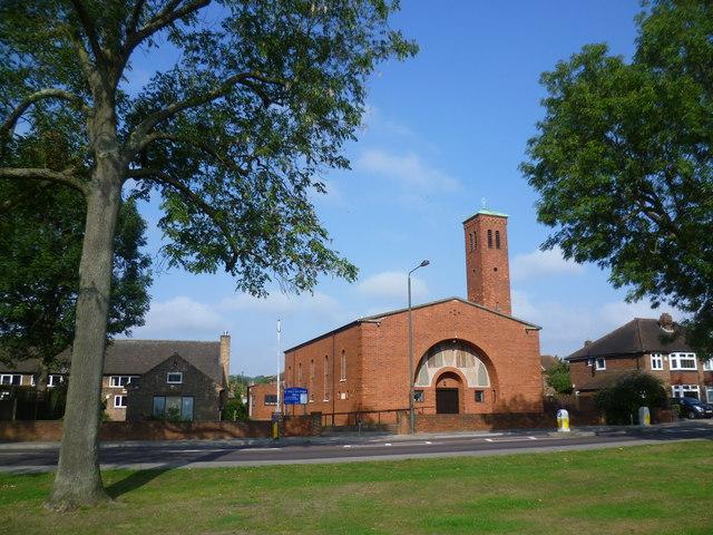 St Mary the Virgin Church, Wickham Street