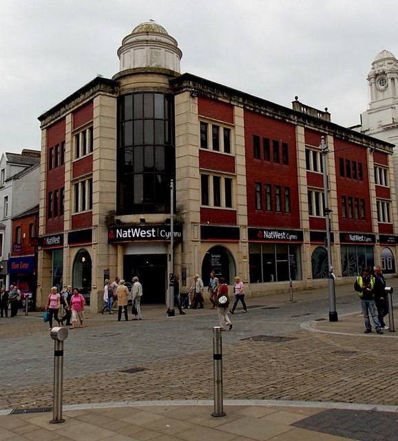 NatWest in Swansea city centre