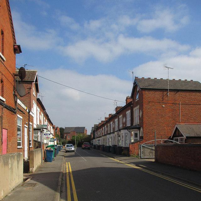 West Bridgford: Rosebery Avenue