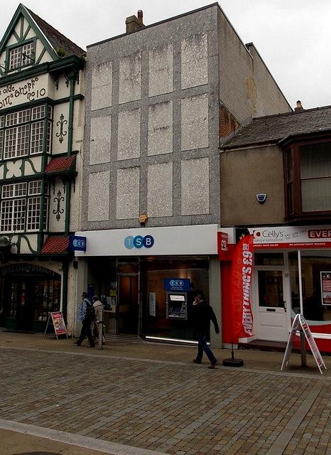 TSB Union Street Swansea