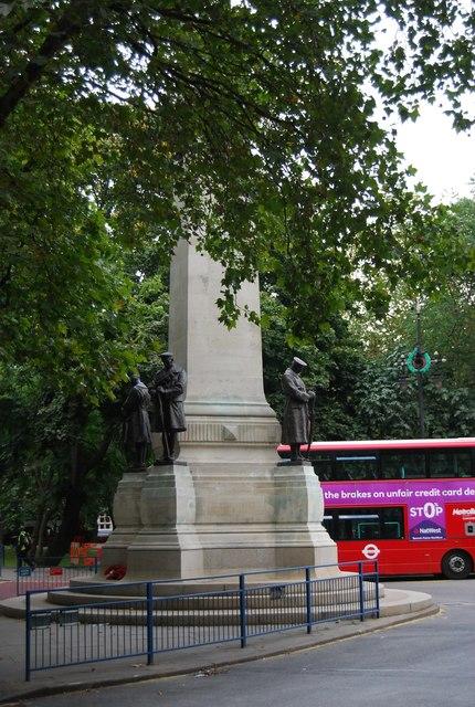Euston War Memorial