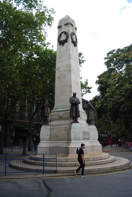 Euston War Memorial